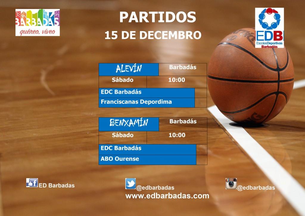 cartel partidos baloncesto fin de semana 2018-2019-1