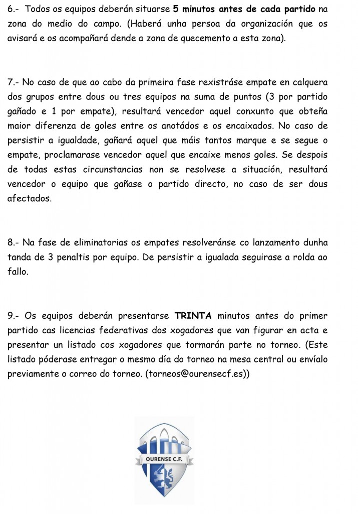 Bases y normas Torneo LA REGIÓN - PERSAN (1)-3