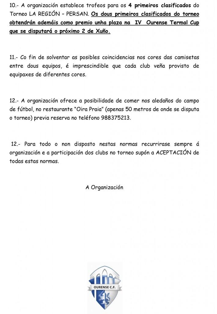 Bases y normas Torneo LA REGIÓN - PERSAN (1)-4