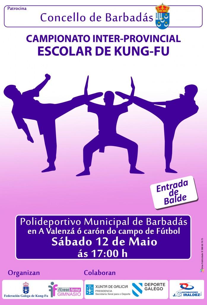 Cartel Campeonato Inter-Provincial Barbadas 2018